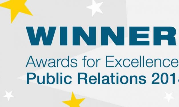 19 Awards for Excellence in PR Presented in 2018