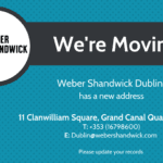 Weber Shandwick Dublin is Moving